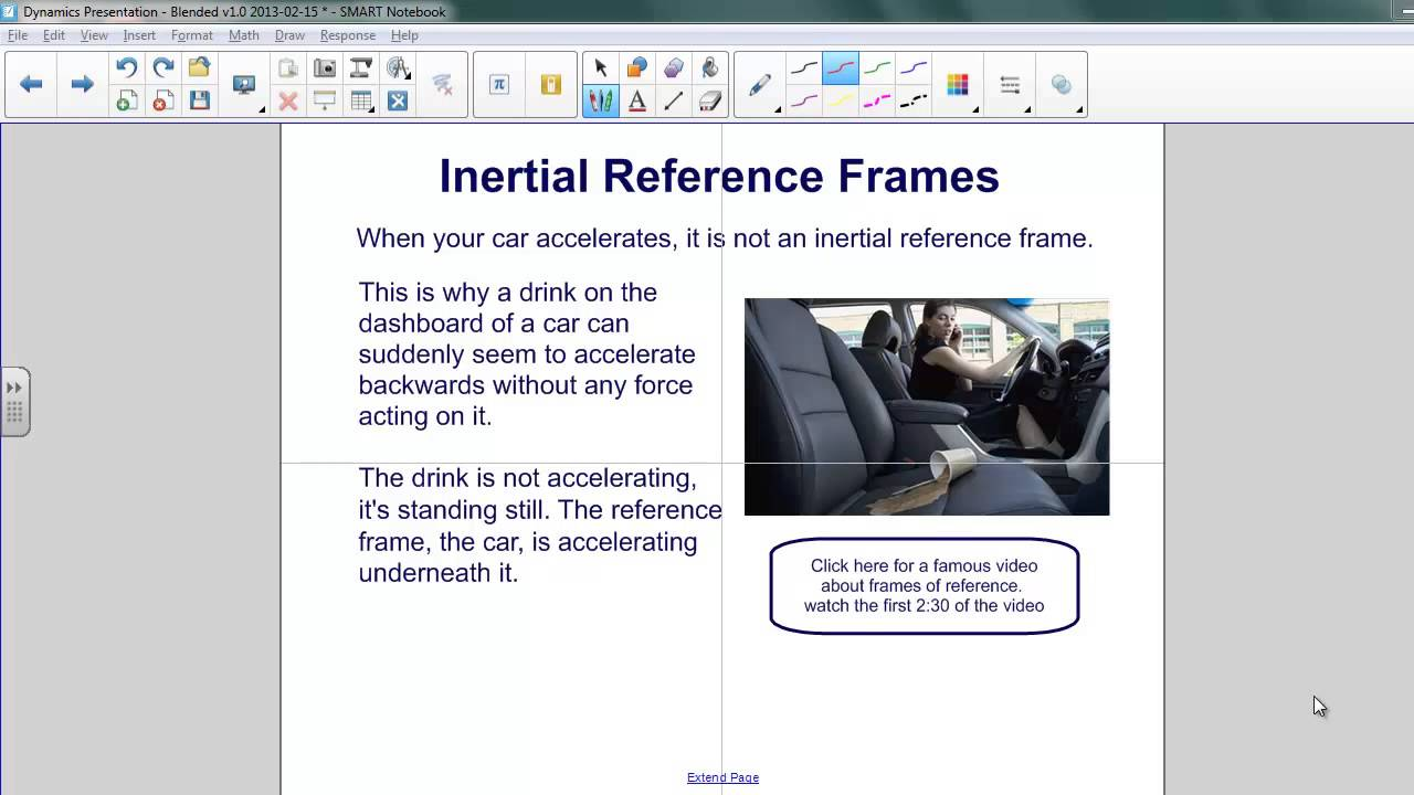 Dynamics - Inertial Reference Frames - YouTube