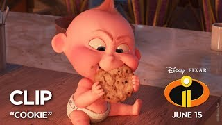 Incredibles 2 Clip - Cookie