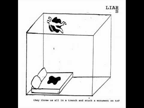 Liars - Tumbling Walls Buried Me In The Debris With ESG