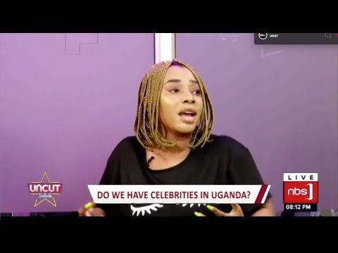 You cannot convince me that am not a celebrity, Bad Black in an argument on Uncut Sabula