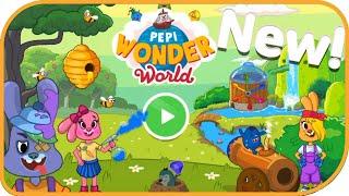 Pepi Wonder World Islands of Magic Life -Bunny Island  NEW KIDS GAME Preview