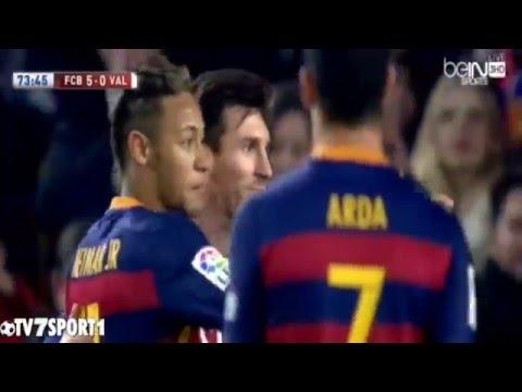 اهداف مباراة برشلونة 7-0 فالنسيا HD بتعليق علي محمد علي نصف نهائي كأس اسبانيا الملك