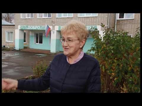 Школьники села Архангельское Немского района подводят итоги работы на пришкольном участк