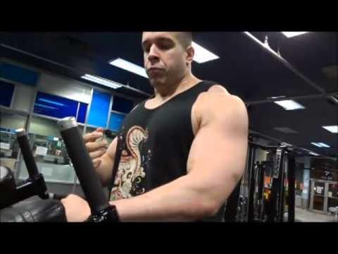 Correct Tricep and Chest Dip Workouts Proper Form Avoids Shoulder ...