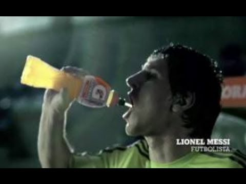 New Gatorade Commercial Tv With Lionel Messi Usain Bolt Vidal 2013 Exclusive Win From Within Youtube