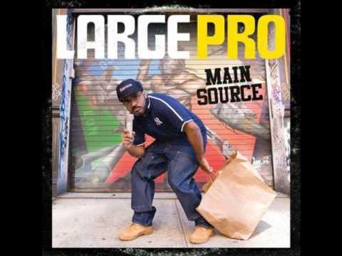 Large Professor - Hardcore Hip Hop