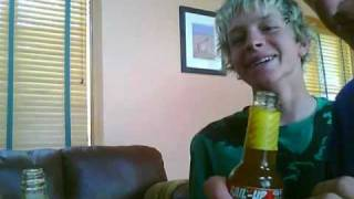 Jamaican Energy Drink gone Wrong #1