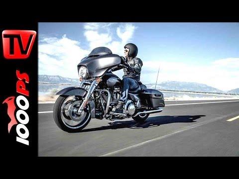Testbericht | Harley Street Glide 2014