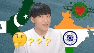 How Korean guy think about India, Pakistan and Bangladesh?