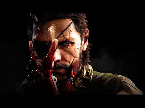 Elegia  New Order HD Quality Metal Gear Solid V Music Soundtrack
