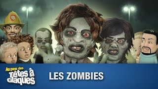 Les zombies - Têtes à claques - Saison 1 - Épisode 9