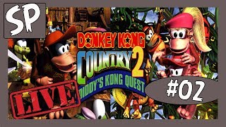 Donkey Kong Country 2 SNES #2