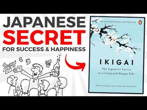 IKIGAI Book Summary in Hindi By Kishan Chotaliya