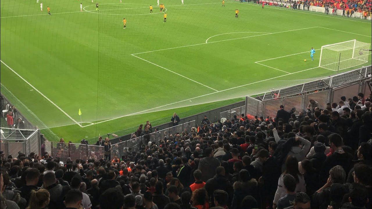 Beşiktaş - göztepe deplasmanı -Açılış Maçı