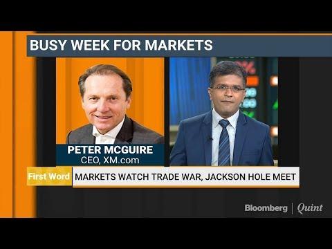 XM.COM - Peter McGuire - Bloomberg - 20/08/2018