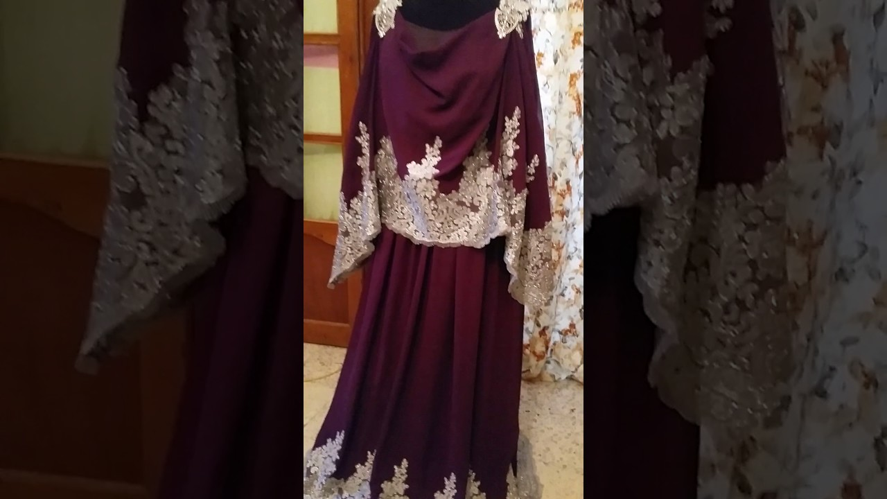 Top malhfa chawi youtube for Vente robe chaoui