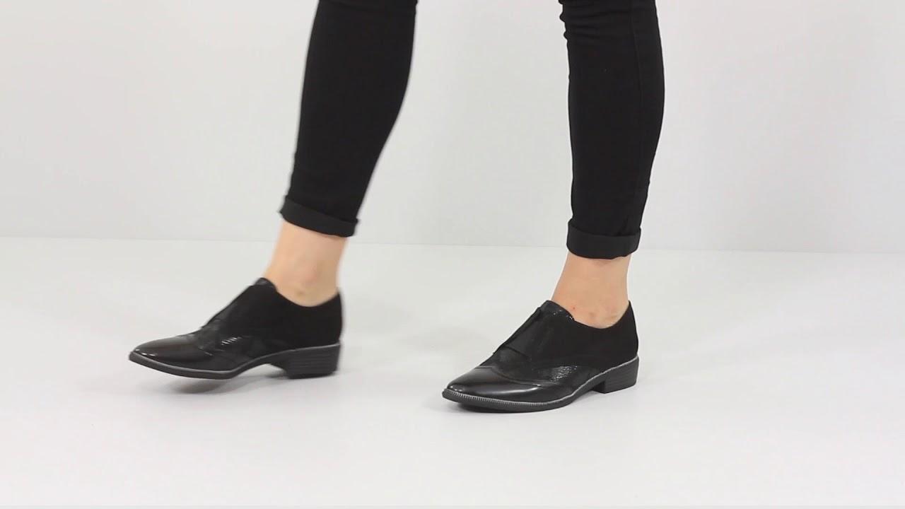 Smart Shoes – Black – Elegant Shoe Girl