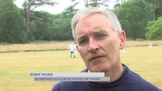 Cricket : un match caritatif pour les réfugiés