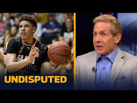 Skip Bayless isn't surprised LaMelo is drawing NBA buzz after hot start in Australia | UNDISPUTED