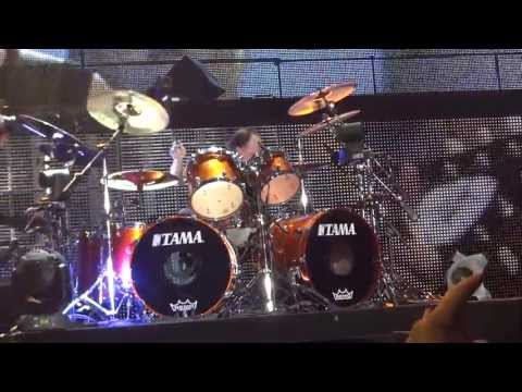 Metallica Live at Cape Town 2013 (45 min of compilations on HD 1080p)
