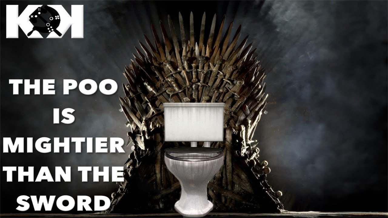 A Game Of Thrones Toilet Warfare Youtube