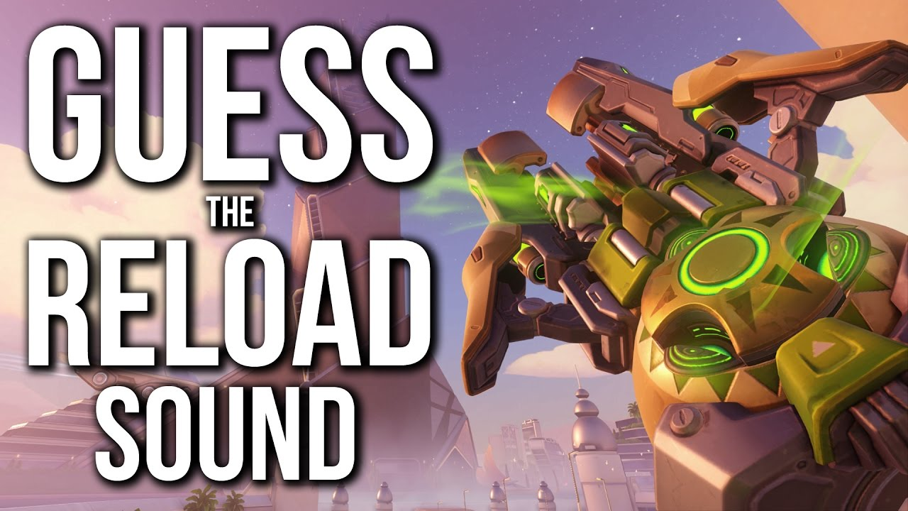 Overwatch Quiz GUESS The RELOAD YouTube