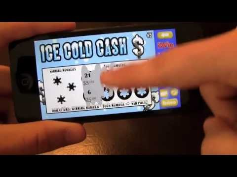 IWin Scratchers IPhone App Review