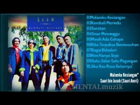 Album ke 3 SLAM-FULL ALBUM(Khaty@Zam)