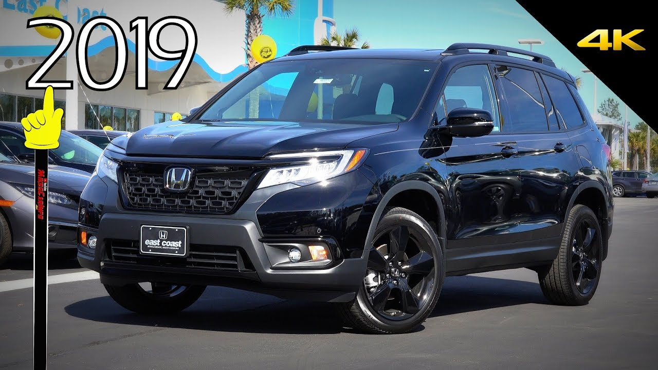 2019 Honda Passport Elite AWD - Ultimate In-Depth Look in ...
