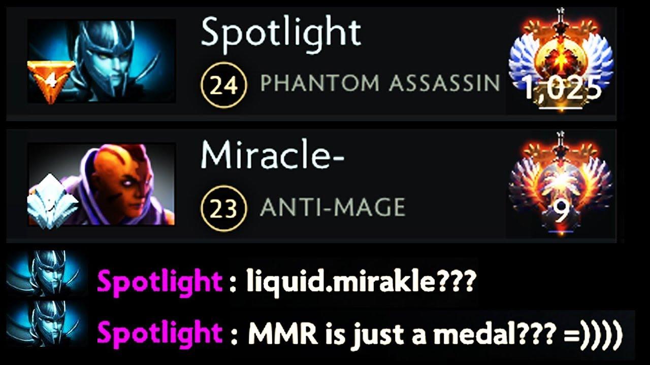 Medal 2 in mmr dota Season 4