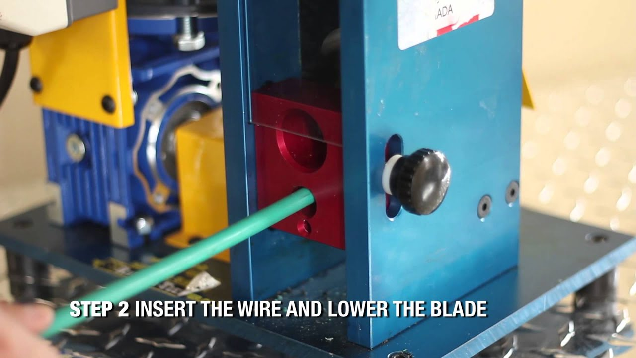 Rack-A-Tiers Product Spotlight: Copper Wire Stripper - YouTube