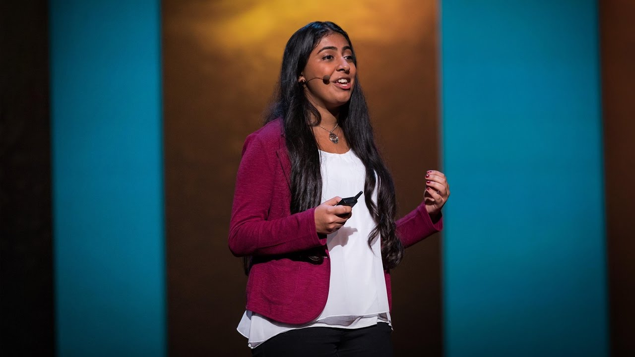 A young scientist's quest for clean water | Deepika Kurup