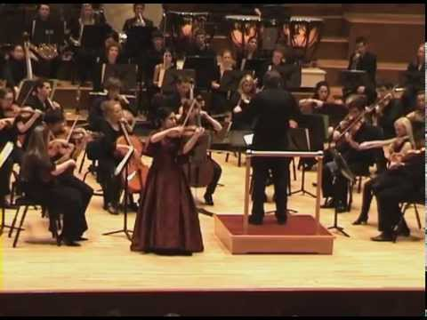 Tchaikovsky Violin Concerto Royal College of Music