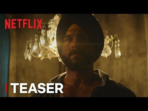 Sacred Games | Teaser [HD] | Netflix