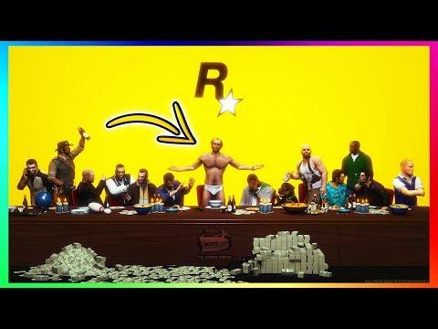 ROCKSTAR GAMES FICKT UNS!   DAS ENDE DER LEAKS AUS GTA 5 ONLINE!