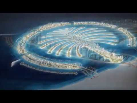 Palm Jebel Ali plan 2018