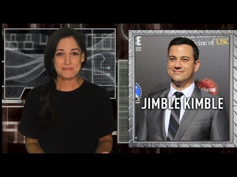 "Jimmy Kimmel rants about his wife's ""c**t"" in interview"