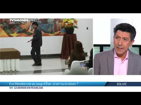 Bolivie : qui veut la peau de Morales ?