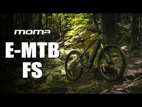 Mountain Tour | Moma E-MTB FS