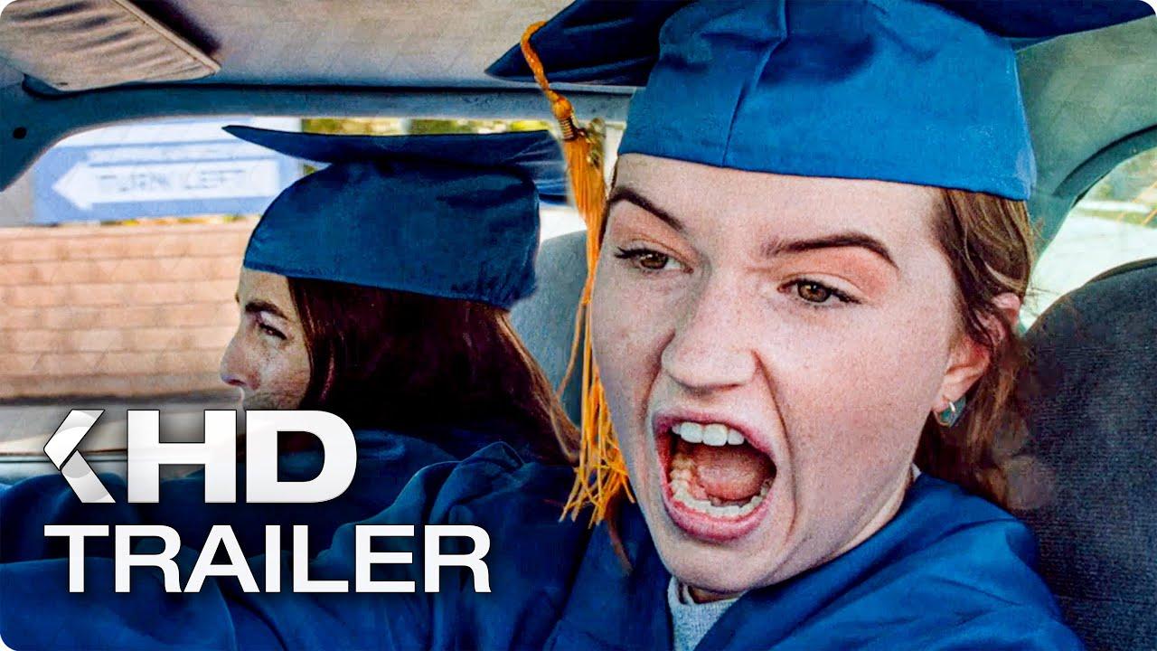 BOOKSMART Trailer German Deutsch 20