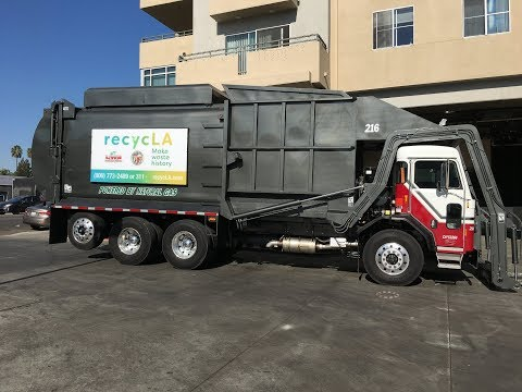 RecycLA Franchise Zones: Universal Waste Systems