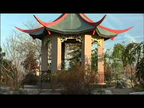 Glen Oaks Memorial Gardens Tour - Youtube
