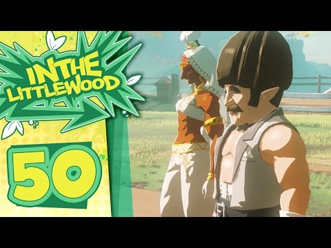 The Legend Of Zelda: Breath Of The Wild - Part 50 - Wedding In Tarrey Town