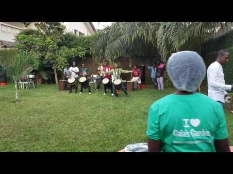 Abidjan Mining Drinks - 17/03/2017