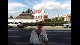 Круиз на т\х Ф.Панфёров Казань-Астрахань-Казань.<