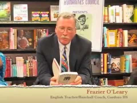 Frazier O'Leary On Being An Educator Part 2