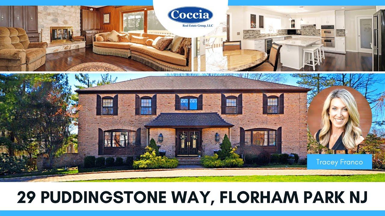 29 Puddingstone Way   Homes for Sale Florham Park NJ   Morris County