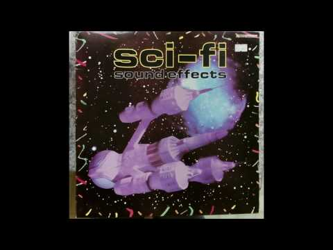 BBC Sci - Fi Sound Effects Album Side 1: Hitch-Hikers Dr Who Blake's Seven