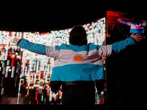 U2// Vertigo Tour// Live at River Plate Stadium | Buenos Aires, Argentina (March 2, 2006)