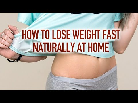 How To Lose Weight Fast Naturally At Home | Kalusugan Channel